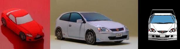 More than twenty models of  Honda Vehicles in this site. Mais de vinte modelos de carros da Honda neste site. Link: Honda.Pap...