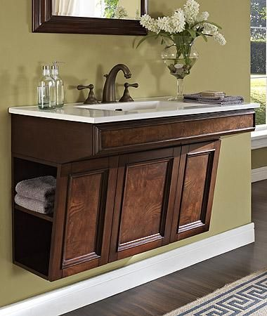 Fairmont Designs Newhaven Collection ADA Wall Mount Vanity