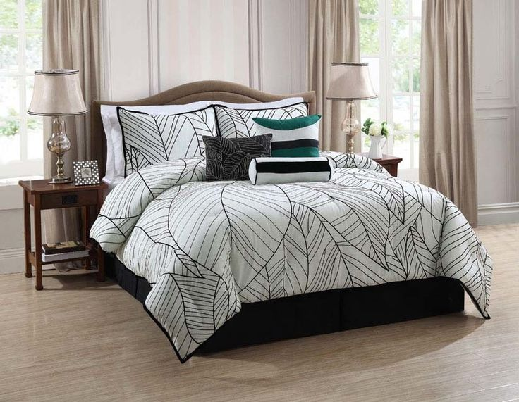 New Zealand 7 Piece Comforter Set