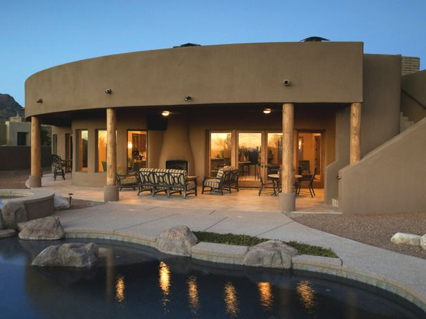 1000 images about southwest pueblo style homes on for Main architectural styles