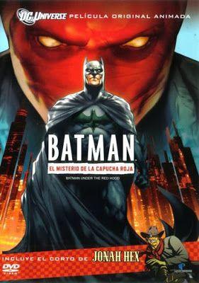 Batman: El Misterio de la Capucha Roja - Batman Online Latino