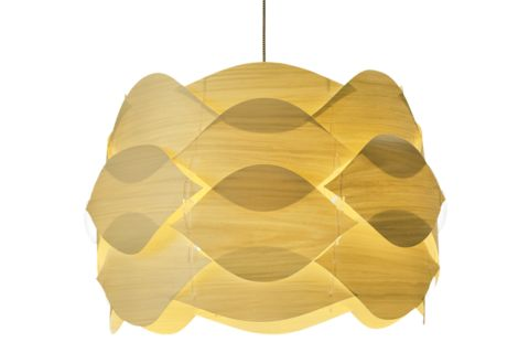 Featured at PinkLion.com: Waves Tundra Lighting Fixture, handcrafted in Poland. Shipping to the USA and Canada is just $30!  https://www.pinklion.com/products/17693-waves-tundra  Modern ecological lamp made of wood. It captivates with lightness and beautiful light. Smooth, harmonious shape of the lamp provide the perfect ambience in the interior. The warm light will make staying pleasurable.  Outer layer of the lamp is made of hand-oiled reconstructed birch veneer. The oiling process…