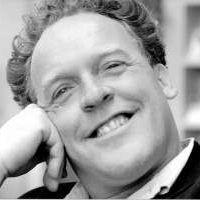 Bert Visscher, cabaretier.