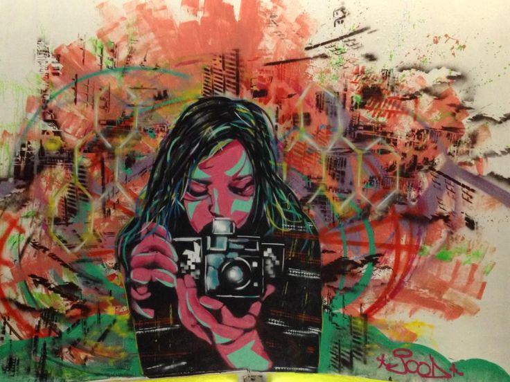 RT @omasanarchy: Street Art, Manila, Philippines.  Photo by C. Quill.