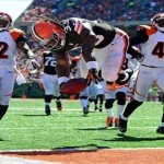Bengals Survive Record-Setting Performances Of Browns QB Brandon Weeden And RB Trent Richardson, Cleveland Falls To 0-2