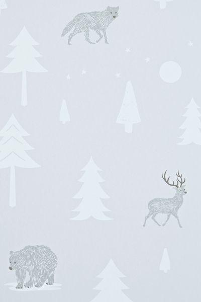 Children's Wallpaper - In To The Wild