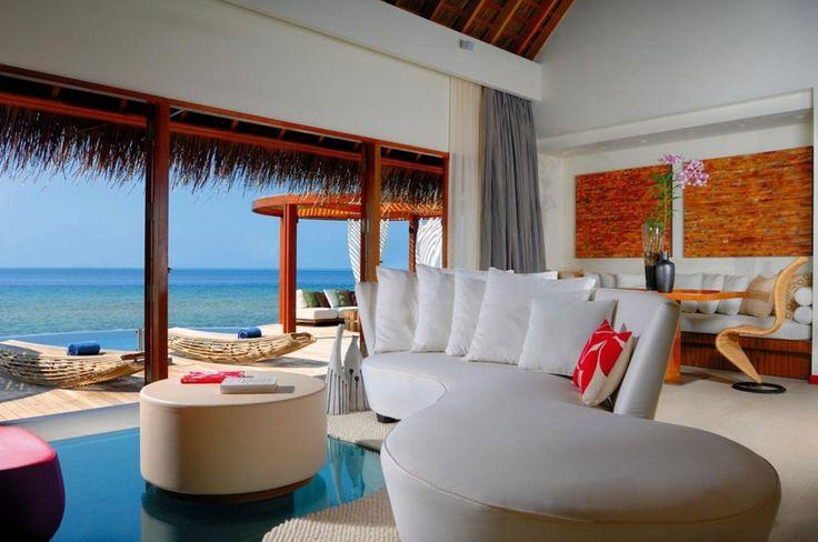 W Retreat & Spa – Maldives 14