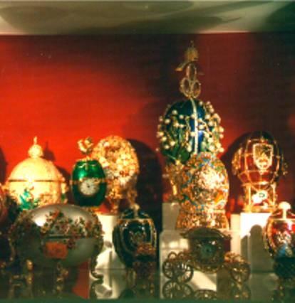 Russian Eggs #Faberge  http://maryemartintrilogies.com/