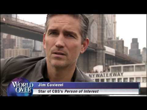 Jim Caviezel EXCLUSIVE on EWTN's World Over Live with Raymond Arroyo - 2013-11-21 - YouTube