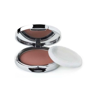 Bronzing Pressed Powder  Presented in an elegant, mirrored compact, these multi-use Pressed Powders are a make-up bag must!