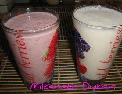 Milkshake Dukan