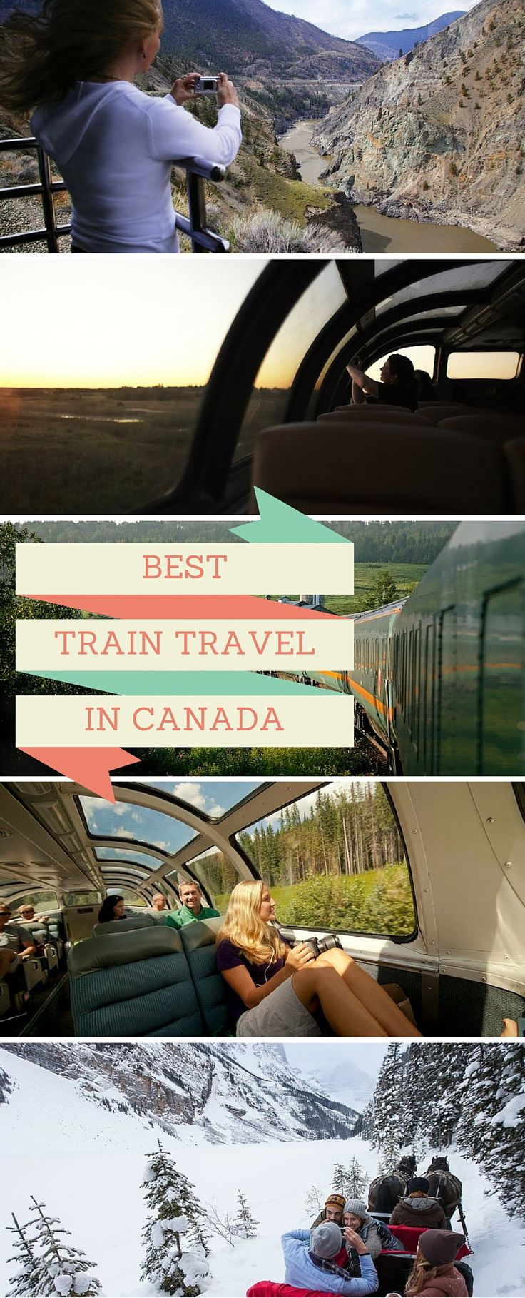 Check Out The Best Train Travel In Canada, From The Rocky Mountaineer To  Via Rail And The Adventurous Whitepass & Yukon Railway