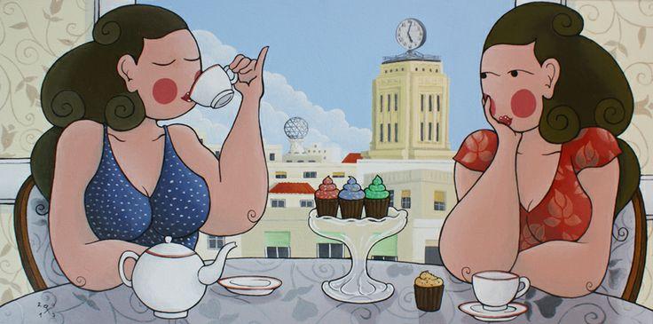 cupcakes i xafarderies
