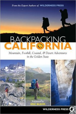 Backpacking+California