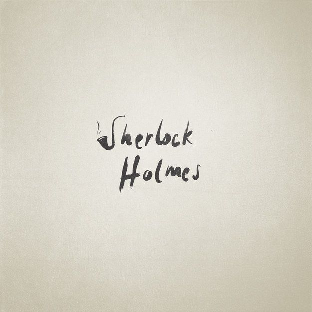 Sherlock Holmes: These Minimalist Illustrations Of Famous Names Are So Friggin' Cool. The subtle symbolism is simply wonderful. A new series by Swedish artist Patrik Svensson uses visual elements associated with various famous people (fictional, real, dead or alive) to create an iconic illustration of their name.