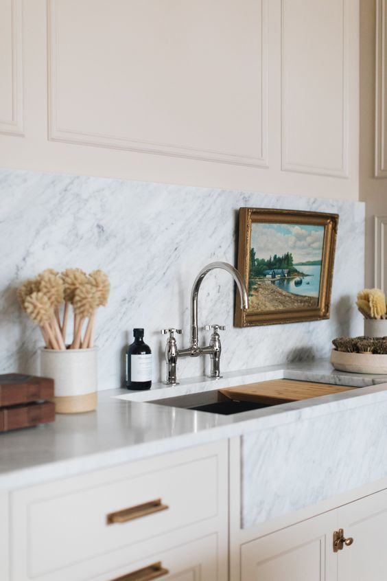 Friday Inspiration Some Pretty Sinks Pantry Kitchen