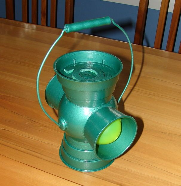 Picture of How to Make a Green Lantern Power Battery (Hal Jordan's)
