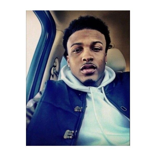 The beautiful August Alsina August Alsina ❤ liked on Polyvore featuring august alsina