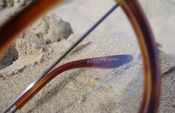 The chic, made to measure Delancy from the ATELIER Opticals Collection: Spring/Summer 2014