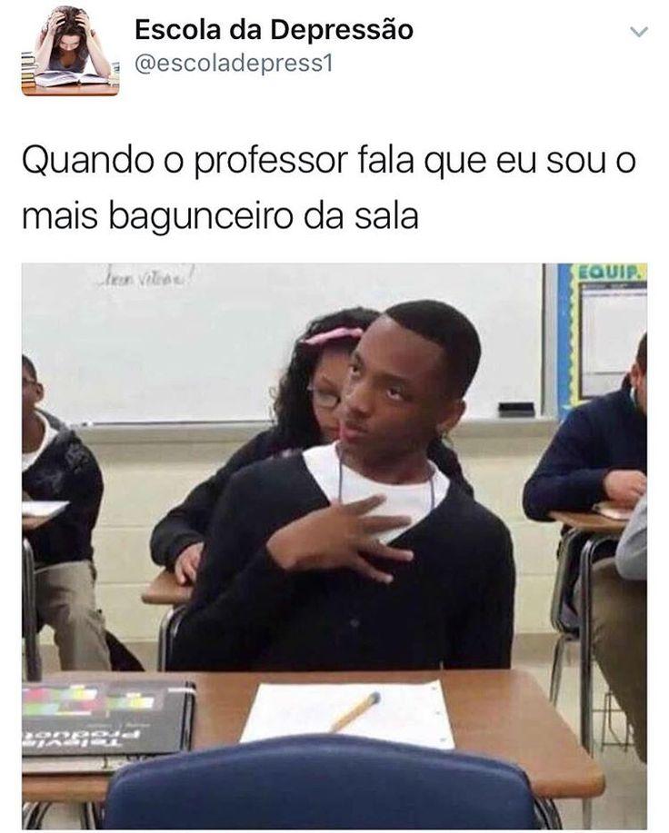 """9,798 curtidas, 153 comentários - Escola da Depressão (@escoladadepressao) no Instagram: """"Que calunia """""""