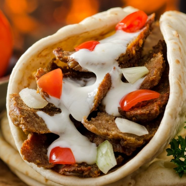 A Delicious beef donair recipe. This meal is a family favorite.. Beef Donair Recipe from Grandmothers Kitchen.