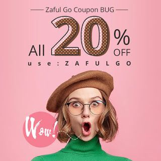 20 % Sale from Zaful