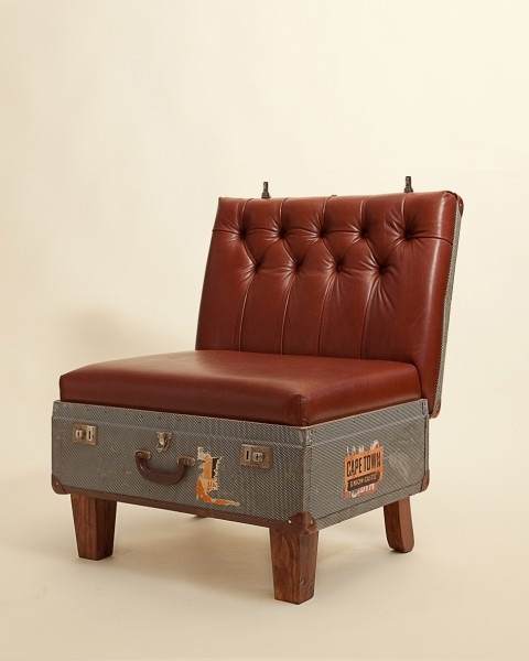 17 Best ideas about Suitcase Chair on Pinterest | Repurposed ...