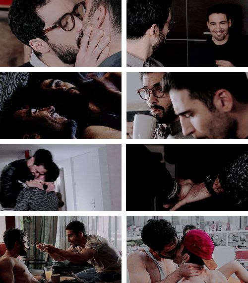 Sense8: i have already met the love of my life and his name is h e r n a n d o