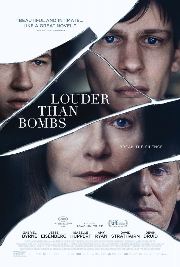 Return to the main poster page for Louder Than Bombs