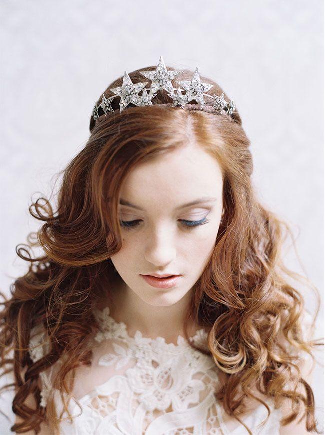 Star crown by Erica Elizabeth Designs