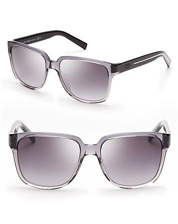 Dior Homme Black Tie Wayfarer Sunglasses - All Sunglasses - Sunglasses - Jewelry & Accessories - Bloomingdale's