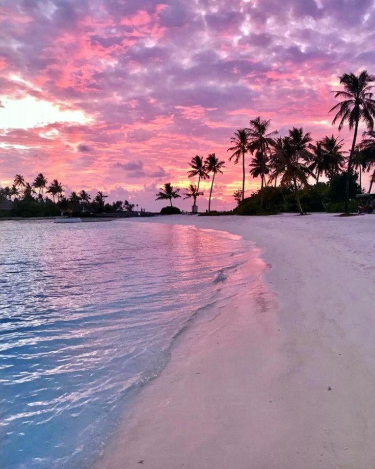 Einzigartige und Kreative Cotton Kandidat Sunset, Maldives von Verschwenden Sie kein Währungs…