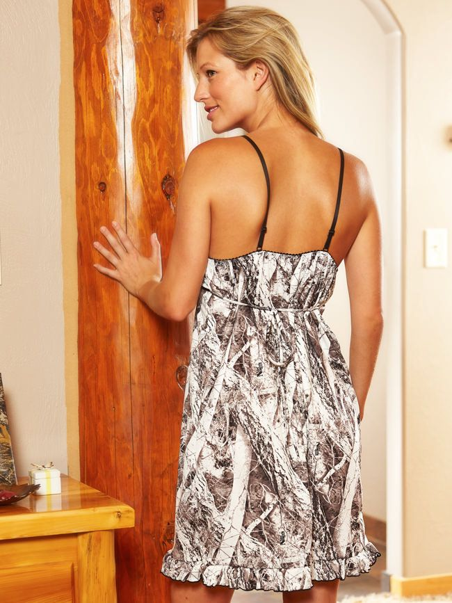 Southern Sisters Designs - Naked North Snow Chemise, $33.95 (http://www.southernsistersdesigns.com/naked-north-snow-chemise/)