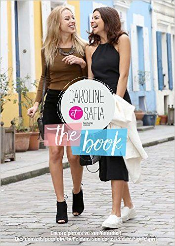 Amazon.fr - The Book - Caroline, Safia - Livres