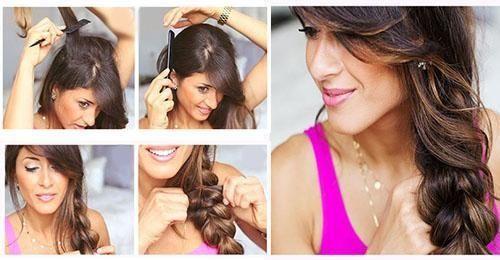 Nie wiesz jak w prosty sposób wykonać szałową i piękną fryzurę, którą zaskoczysz wszystkich? Podpowiadamy! Dzięki nam zrobisz ją krok po kroku samodzielnie w domu. To proste!