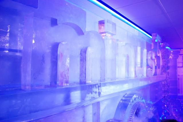 Minus5 Ice bar,  when you need to sit on a slab of ice and drink out of a frozen glass Las Vegas has two locations for you. Don't forget your parka.