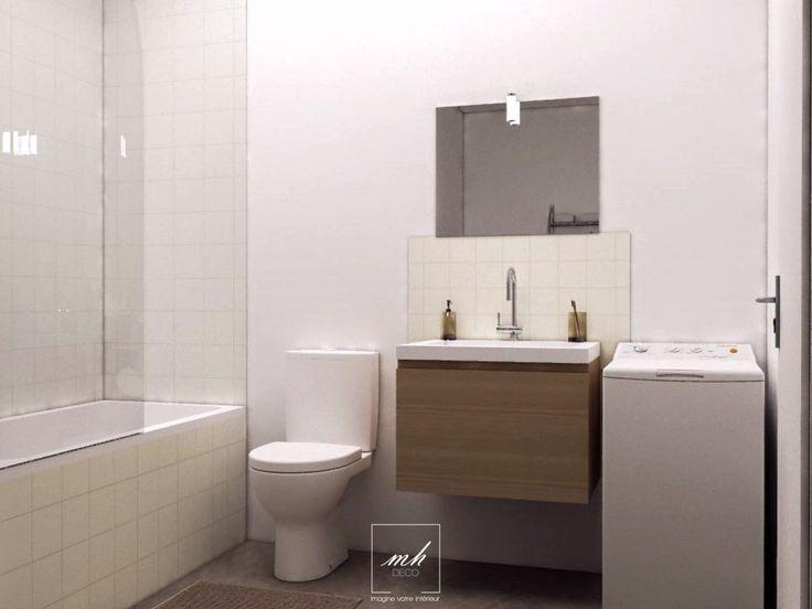 25 best Salle de bain disposition images on Pinterest