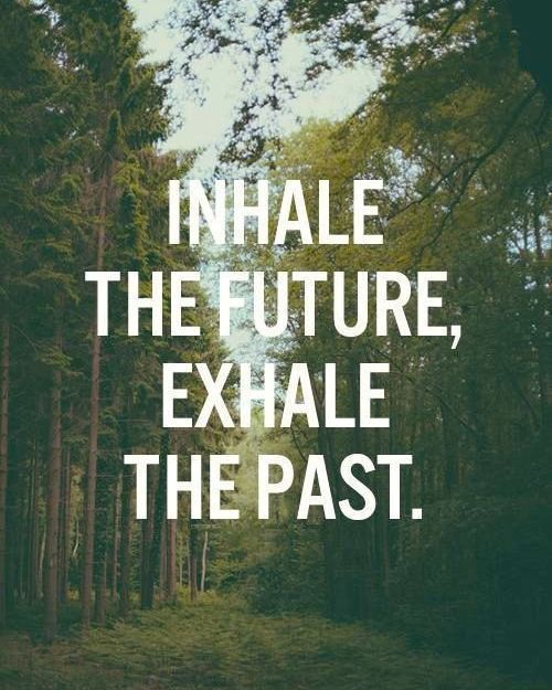 Inhale the future exhale the past  . #motivation #exhale #relax #mindful #meditate #calmmatcha #matchaaustralia #ilovematcha #tealover #healthy #tea #quoteoftheday #instagood