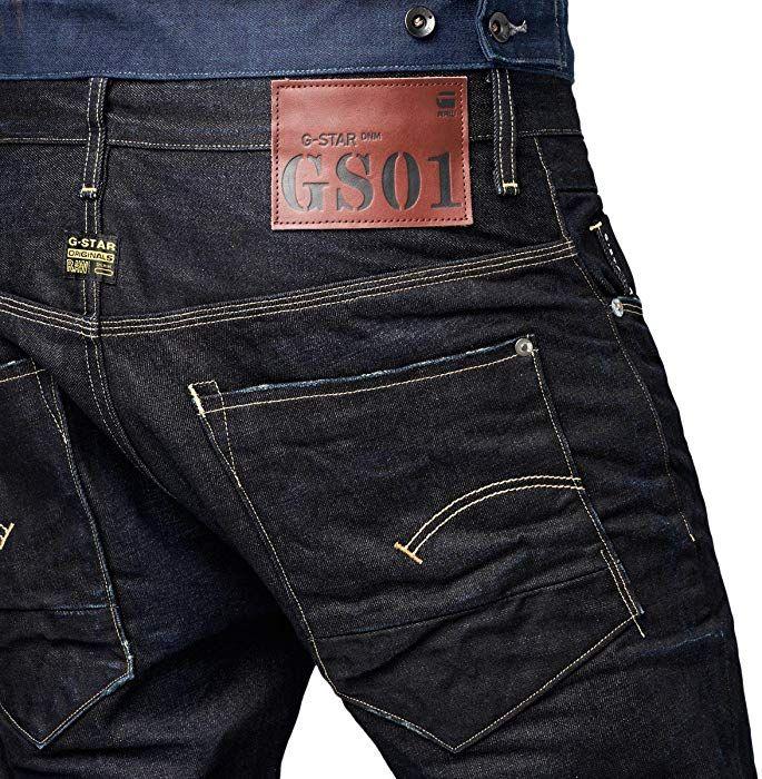 G Star New Radar Tpred Vaqueros Hombre Azul Azul 27w 32l Amazon Es Ropa Y Accesorios Jeans Para Hombre Pantalon De Mezclilla Hombre Pantalones De Hombre