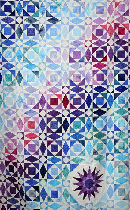 17 Best Images About Quilts Storm At Sea On Pinterest