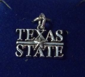 Texas State University Charm