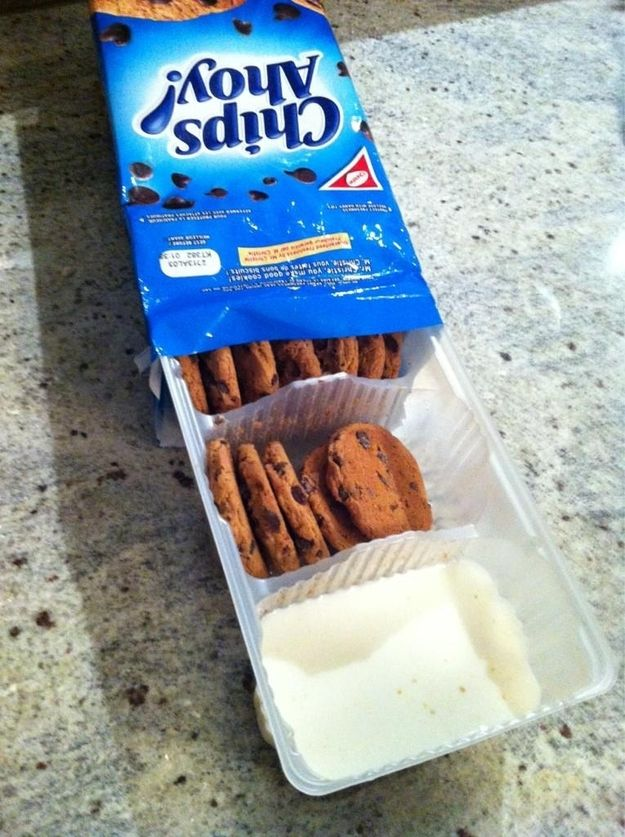 (Again, munchie desperation leads to clever innovation.) | 18 People Who Became Sudden Geniuses While High