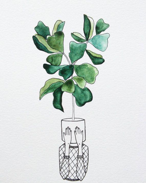 :: Firenze e lalbero di fico foglia Fiddle::  Pronto per alcuni fatti da Firenze?? ✨ : Il ficus lyrata, conosciuta comunemente come il violino-foglia di fico, è una specie di albero di fico, originaria dellAfrica occidentale. Comunemente inizia la vita come unepifita alto della corona di un altro albero; Invia quindi le radici fino a terra che avvolgono il tronco dellalbero ospite e lentamente strangolano esso {yikes!} Le foglie sono variabili nella forma, con una consistenza coriacea, s...