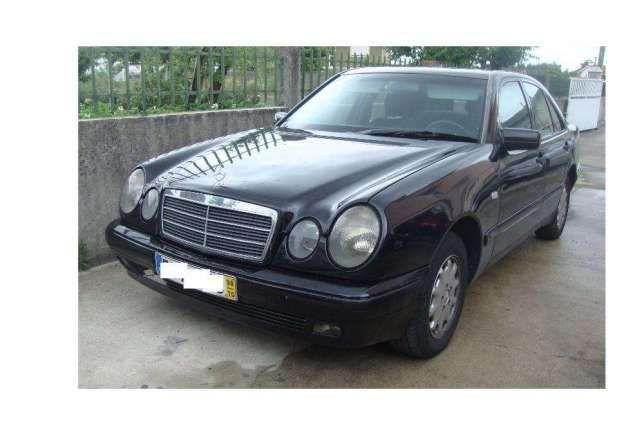 mercedes E220 cdi preços usados