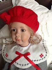 Sigikid Puppe Annabell von A. Mannersdorfer 68 cm, Sigikid Nr. 24222