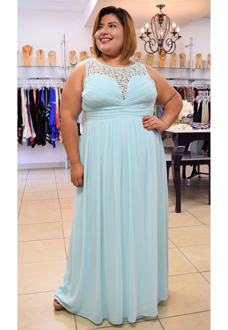 Plus Size You Gave Me Your Love Gown Dress
