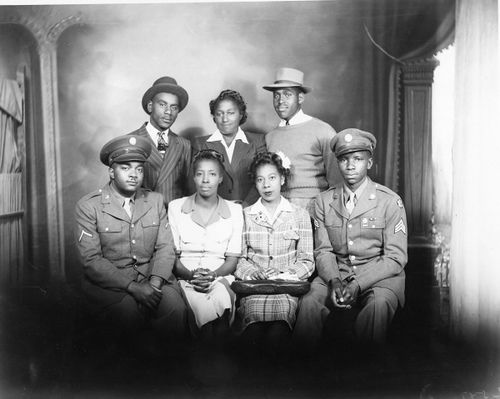 African American Family by Black History Album, via Flickr ...
