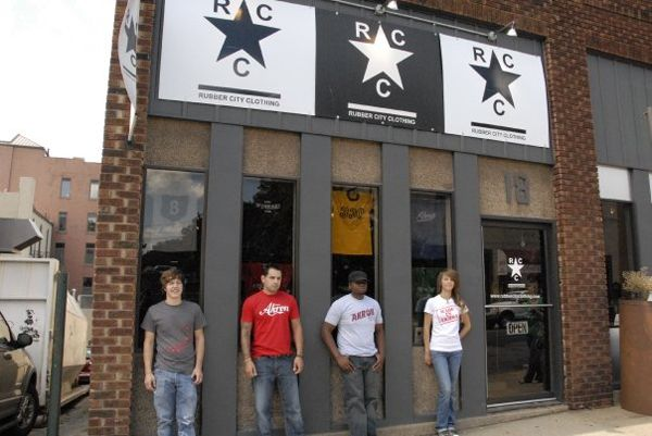 Urban clothing stores in cleveland ohio