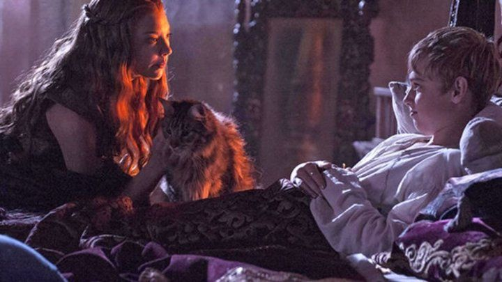 King Tommen Finally Reveals Why We Never Saw Ser Pounce Again -- Interview with actor Dean-Charles Chapman