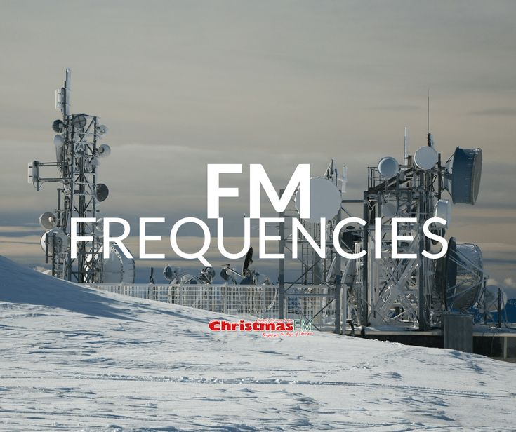 Tune into Ireland's Christmas Station on these FM radio frequencies across Ireland and enjoy our continuous Christmas music classics now.